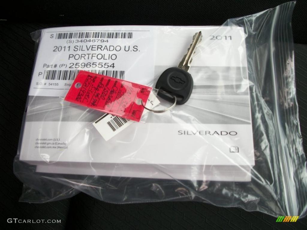2011 Chevrolet Silverado 1500 Regular Cab 4x4 Books/Manuals Photos