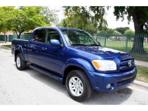 2005 Toyota Tundra Limited Double Cab 4x4 Data, Info and Specs