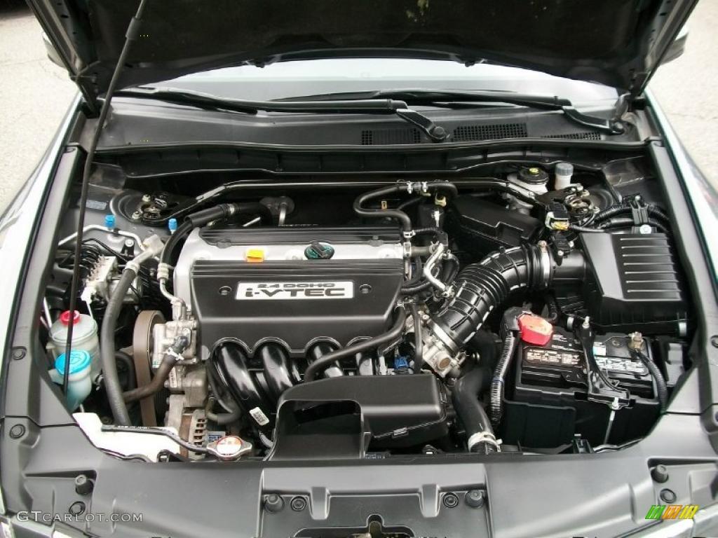 2008 honda accord ex l sedan 2 4 liter dohc 16 valve i vtec 4 cylinder engine photo 49740109. Black Bedroom Furniture Sets. Home Design Ideas