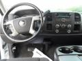 Ebony Dashboard Photo for 2008 Chevrolet Silverado 1500 #49747015