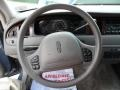 2000 Lincoln Town Car Light Parchment Interior Steering Wheel Photo