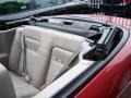 2002 Ruby Red Pearl Chrysler Sebring LXi Convertible  photo #4