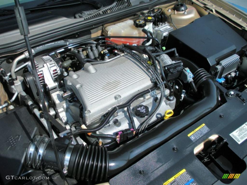 2004 Chevrolet Malibu Maxx Ls Wagon 3 5 Liter Ohv 12 Valve