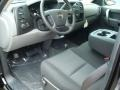 2011 Black Chevrolet Silverado 1500 LS Extended Cab 4x4  photo #4