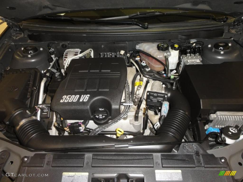 Service Manual 2008 Pontiac G6 Engine Factory Repair