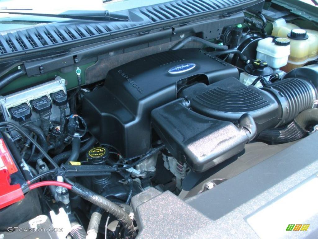2004 ford expedition xlt 4x4 5 4 liter sohc 16 valve triton v8 engine photo 49760332. Black Bedroom Furniture Sets. Home Design Ideas