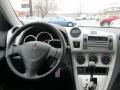 Dashboard of 2010 Vibe 2.4L