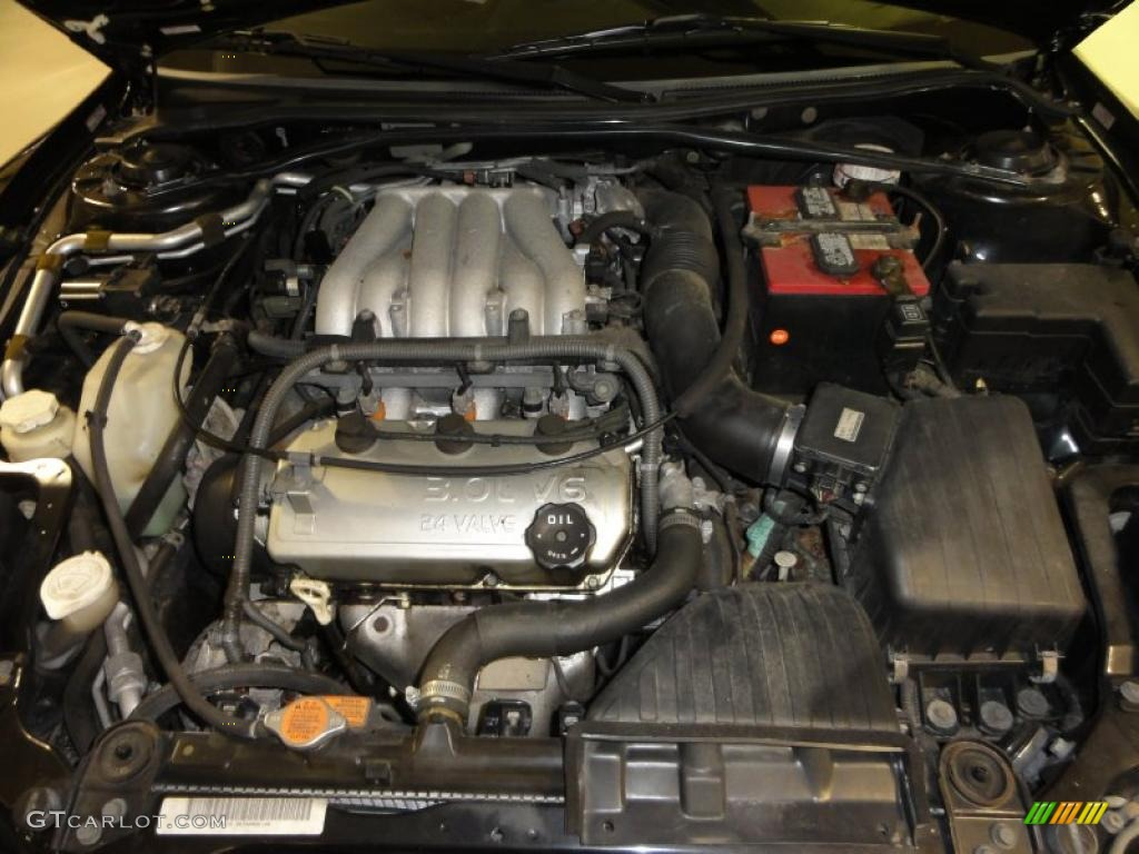 2001 Mitsubishi Eclipse Gt Coupe 3 0 Liter Sohc 24 Valve V6 Engine Photo 49761373 Gtcarlot Com