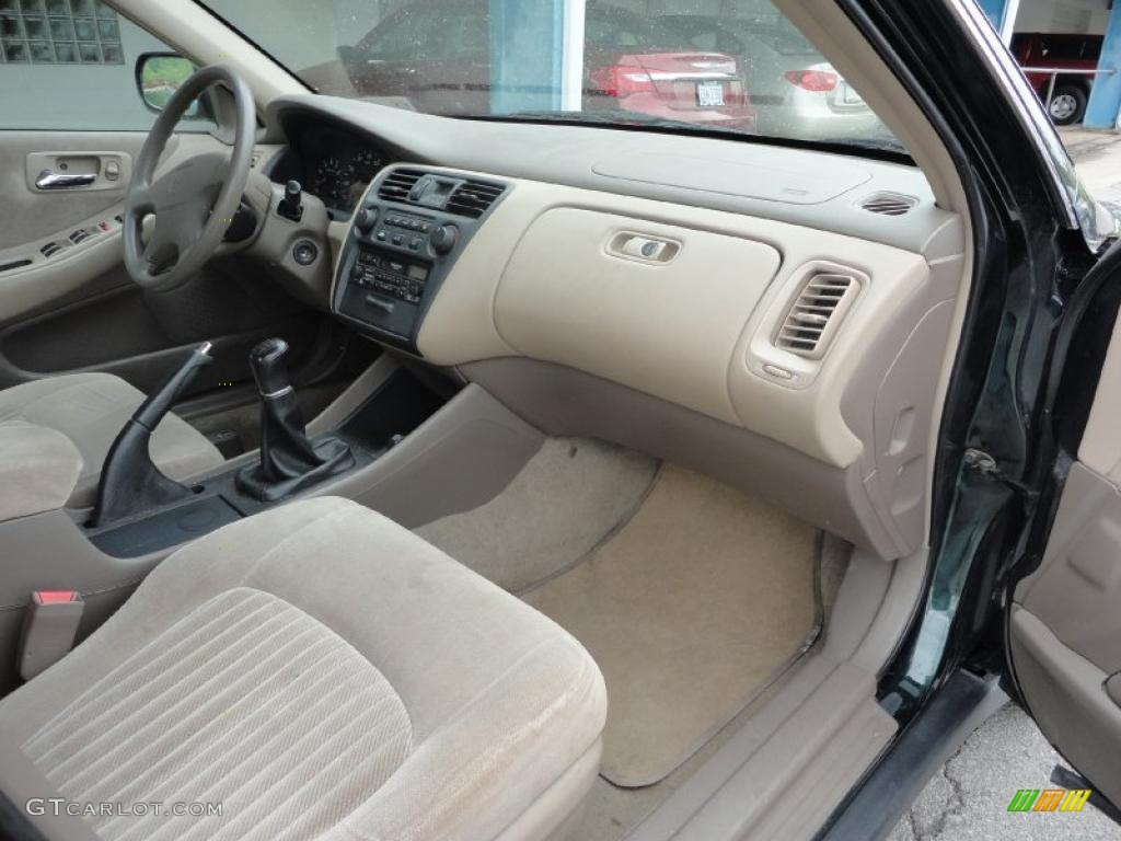 1998 Honda Accord Lx Sedan Interior Photo 49764495
