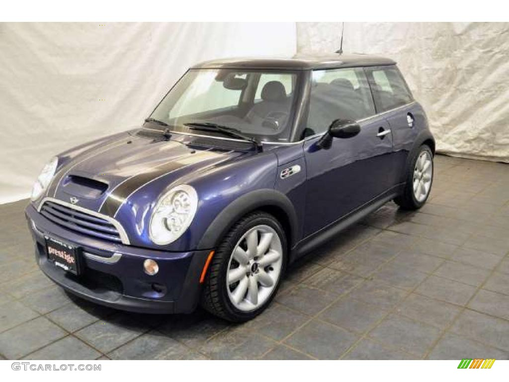 2005 purple haze metallic mini cooper s hardtop 49748028 car color galleries. Black Bedroom Furniture Sets. Home Design Ideas