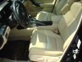 2009 Crystal Black Pearl Acura TSX Sedan  photo #7