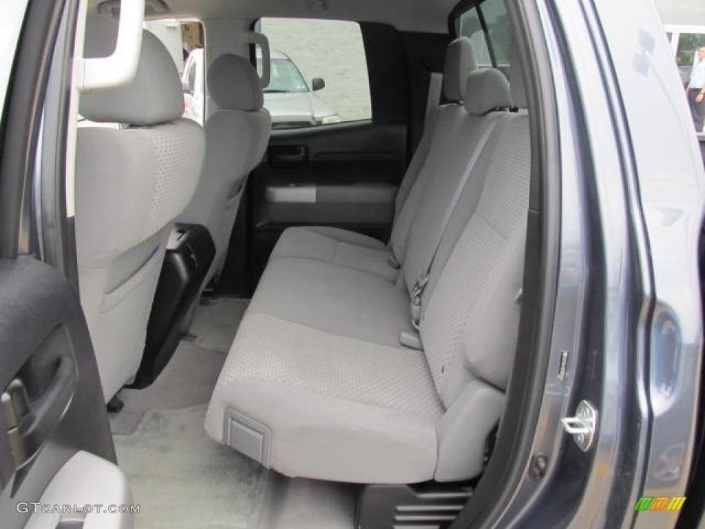 2007 Toyota Tundra SR5 Double Cab 4x4 interior Photo ...