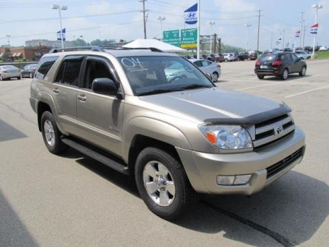 2004 toyota 4runner data info and specs. Black Bedroom Furniture Sets. Home Design Ideas