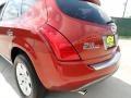 2007 Sunset Red Pearl Metallic Nissan Murano SL  photo #28