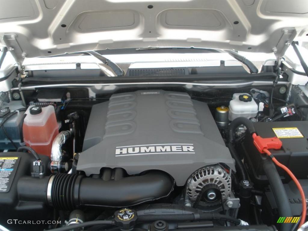 2009 h3 hummer engine   2009 HUMMER H3 Review, Ratings