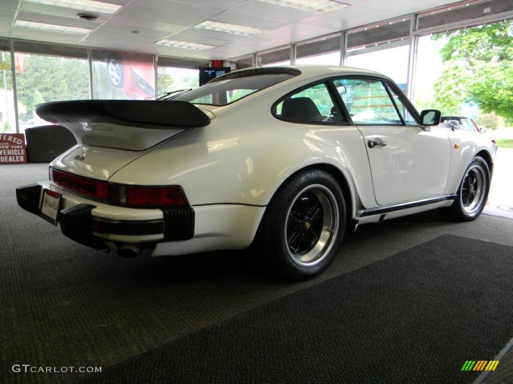 grand prix white 1980 porsche 911 turbo coupe exterior photo 49775575. Black Bedroom Furniture Sets. Home Design Ideas