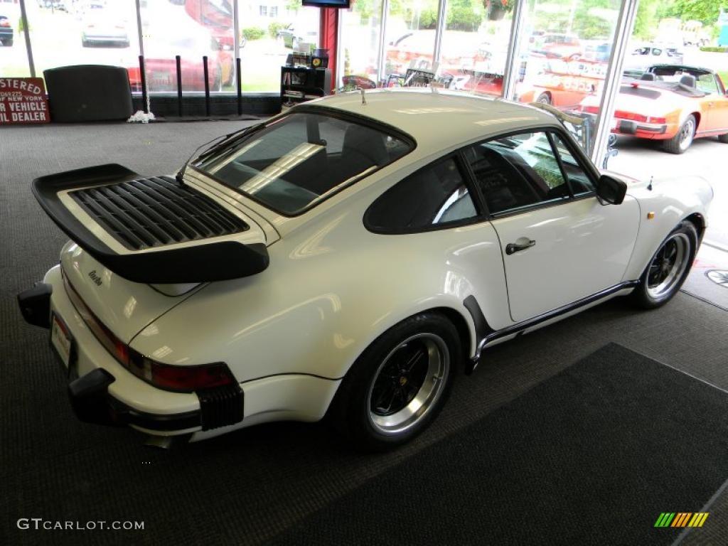 grand prix white 1980 porsche 911 turbo coupe exterior. Black Bedroom Furniture Sets. Home Design Ideas