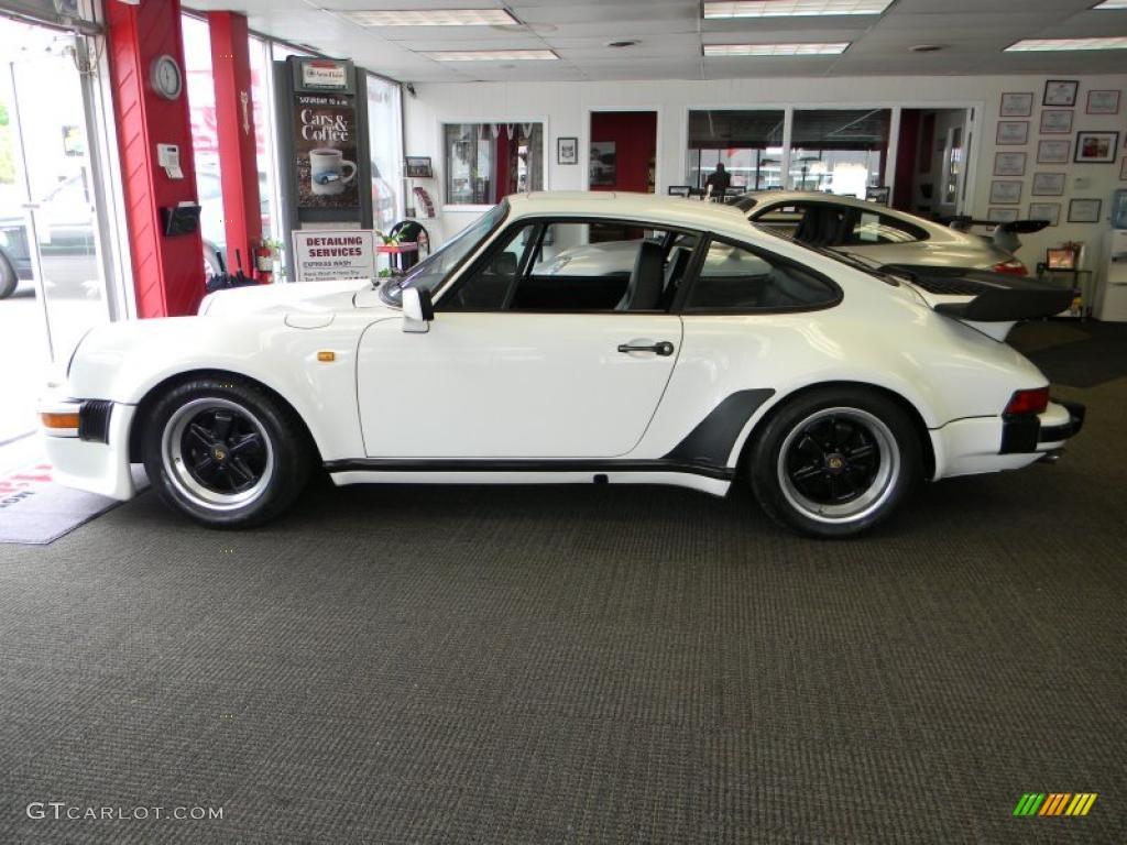 grand prix white 1980 porsche 911 turbo coupe exterior photo 49775716. Black Bedroom Furniture Sets. Home Design Ideas