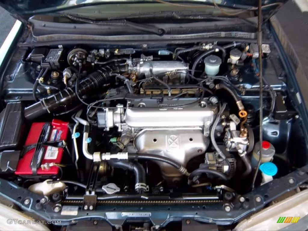1997 Honda Accord Lx Sedan Engine Photos Gtcarlot Com