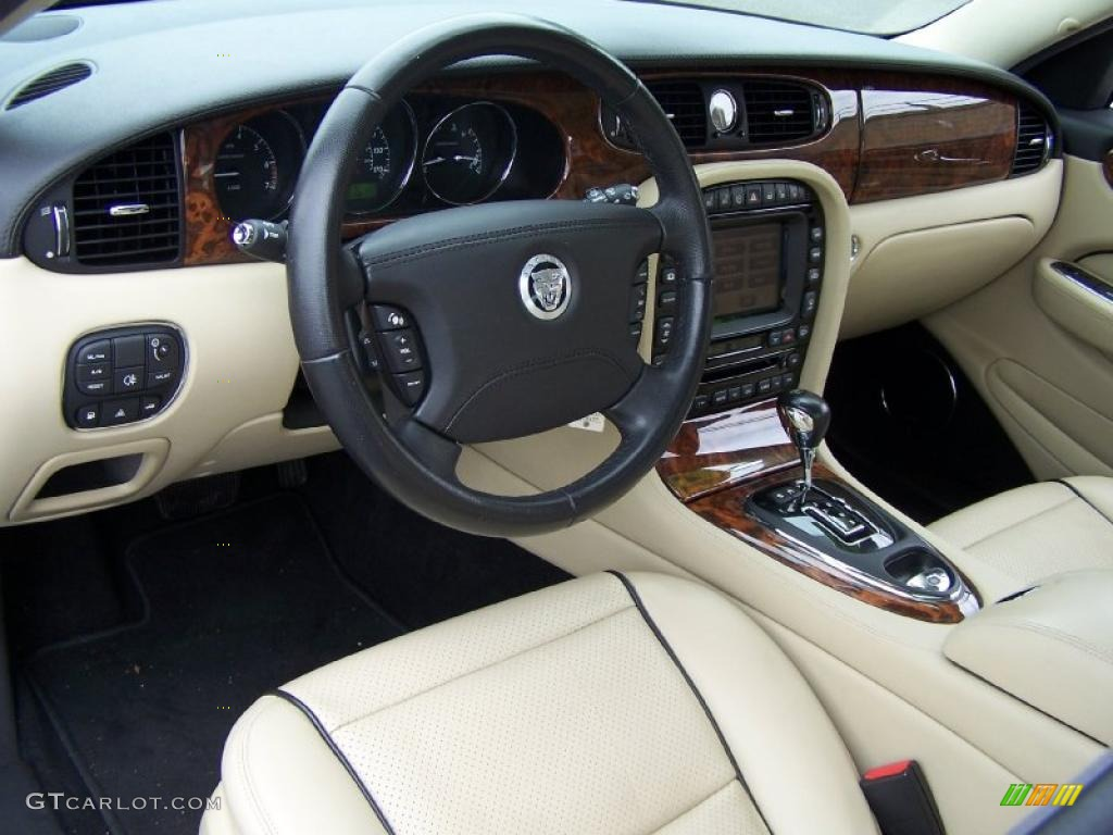 2008 Jaguar Xj Xjr Interior Photo 49784090 Gtcarlot Com