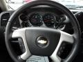 2009 Deep Ruby Red Metallic Chevrolet Silverado 1500 LT Extended Cab  photo #7