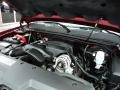 2009 Deep Ruby Red Metallic Chevrolet Silverado 1500 LT Extended Cab  photo #29