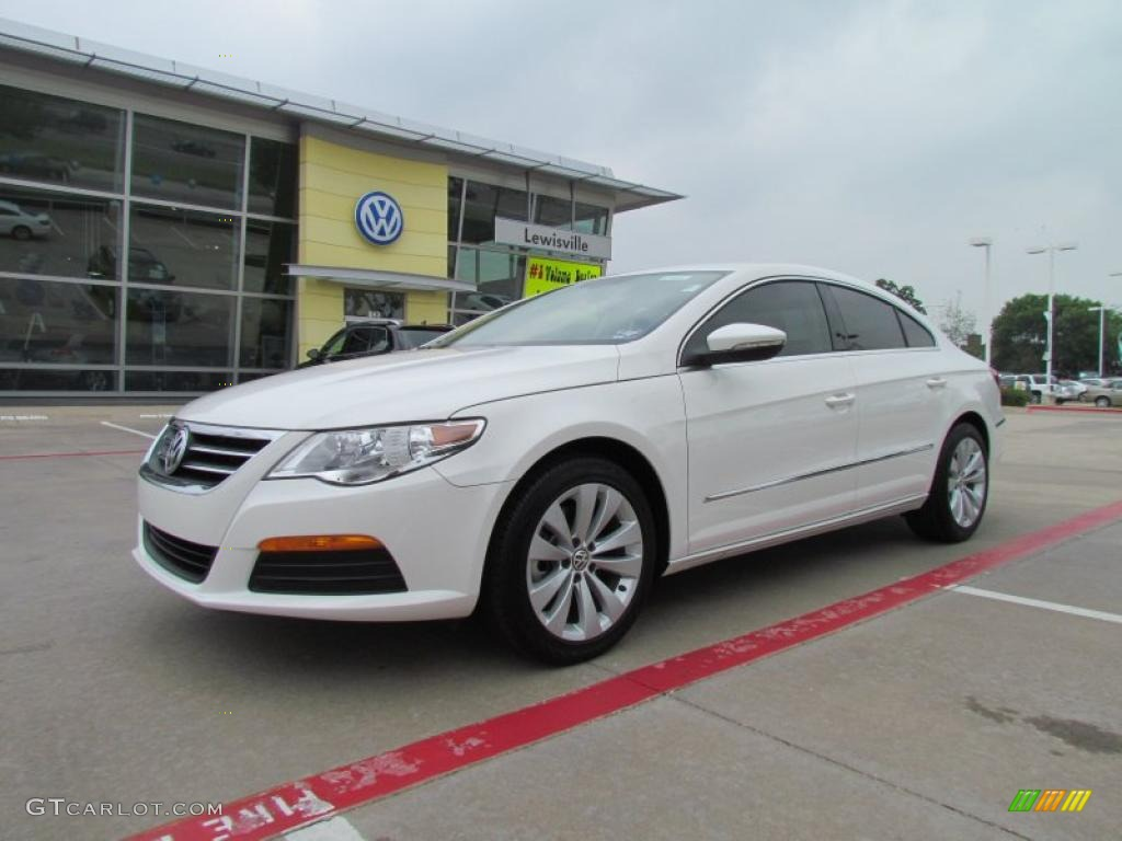 2011 candy white volkswagen cc sport 49748399 car color galleries. Black Bedroom Furniture Sets. Home Design Ideas