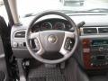 2011 Black Chevrolet Silverado 1500 LTZ Extended Cab  photo #9
