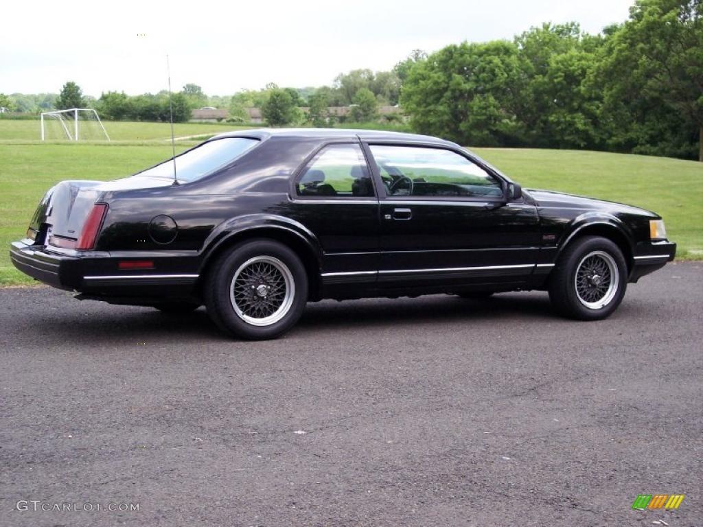 1992 black lincoln mark vii lsc 49799221 photo 5 car color galleries. Black Bedroom Furniture Sets. Home Design Ideas