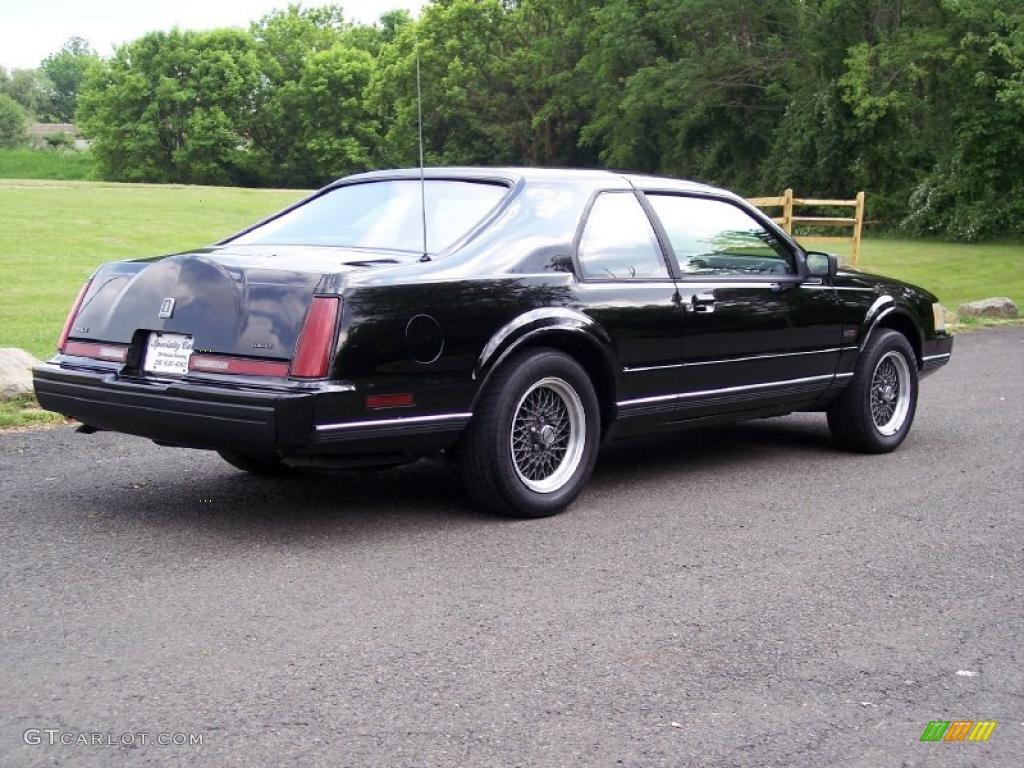 1992 black lincoln mark vii lsc 49799221 photo 6 car color galleries. Black Bedroom Furniture Sets. Home Design Ideas