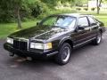Front 3/4 View of 1992 Mark VII LSC