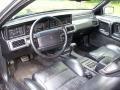1992 Mark VII LSC Black Interior