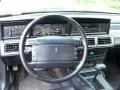 1992 Mark VII LSC Steering Wheel