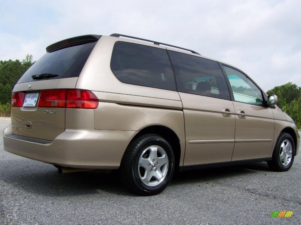 Mesa beige metallic 2000 honda odyssey ex exterior photo for Honda odyssey service codes