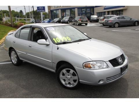 2005 Nissan Sentra 1.8 S Special Edition Data, Info And Specs