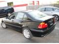 Jet Black - 3 Series 323i Sedan Photo No. 8