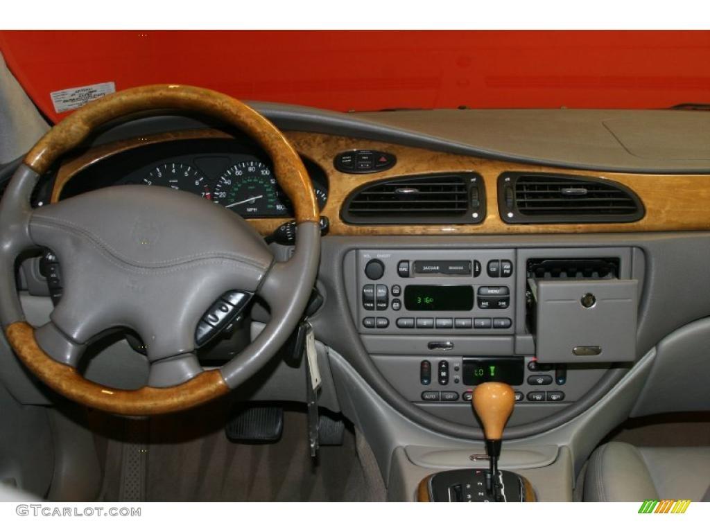 2001 Jaguar S Type 3 0 Dove Dashboard Photo 49814850