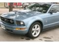 2007 Windveil Blue Metallic Ford Mustang V6 Premium Coupe  photo #18