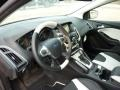 2012 Tuxedo Black Metallic Ford Focus Titanium 5-Door  photo #15