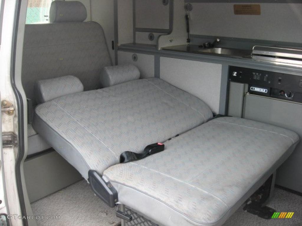 1995 Volkswagen Eurovan Campmobile Interior Photo
