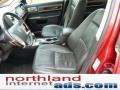 2008 Vivid Red Metallic Lincoln MKZ Sedan  photo #10