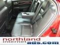 2008 Vivid Red Metallic Lincoln MKZ Sedan  photo #11