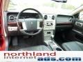 2008 Vivid Red Metallic Lincoln MKZ Sedan  photo #12
