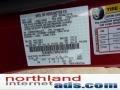 2008 Vivid Red Metallic Lincoln MKZ Sedan  photo #19