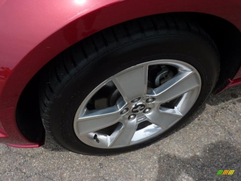 2006 Ford Mustang GT Premium Coupe Wheel Photo #49825497