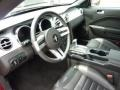 Dark Charcoal Interior Photo for 2006 Ford Mustang #49825575