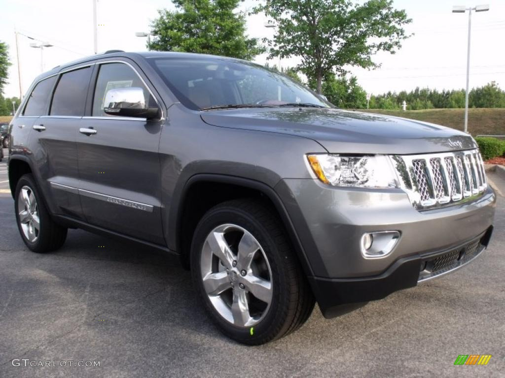2013 Jeep Grand Cherokee Laredo X Package Mineral Gray Metallic 2011 Jeep Grand Cherokee Overland ...