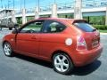 2008 Accent GS Coupe Tango Red