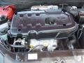 2008 Accent GS Coupe 1.6 Liter DOHC 16V VVT 4 Cylinder Engine