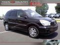 Black 2004 Buick Rendezvous Ultra AWD
